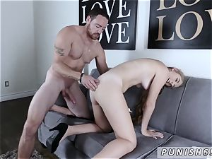 large breezy penalized and russian nubile gonzo gang-bang Alyce Anderfriend s sonnie in Let