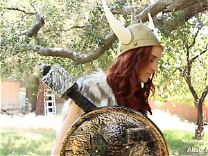 Alison Tyler and Jayden Cole are sapphic vikings