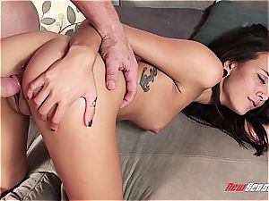 smallish daughter-in-law having some father issues