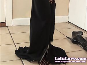 Lelu Love-Catsuit pov blow ravage facial