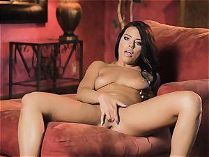Adriana Chechik molten solo onanism session