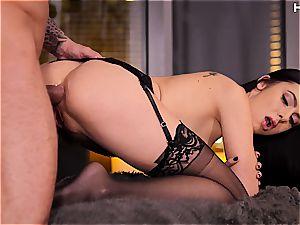 tasty Marley Brinx lovinТ rectal sex