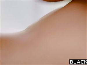 BLACKED Abigail Mac well-lubed And BBC'd