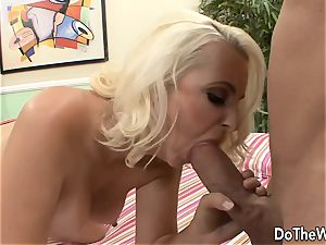 wife Mandy jummy fucked in Front of cheating