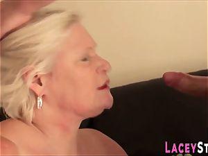 dominated brit grandma