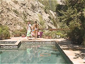 super-naughty poolside fun part two