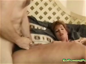 two blondie breezies penetrated by Ed Powers