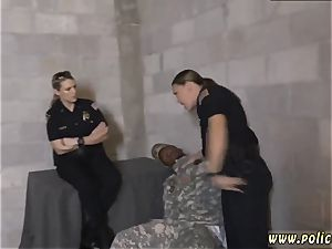 German unexperienced xxx fake Soldier Gets Used as a drill toy