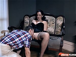 Evil games building vag elations - Jayden Jaymes