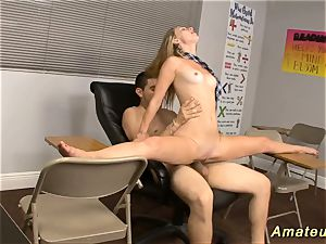 boinking flexible contortion honey