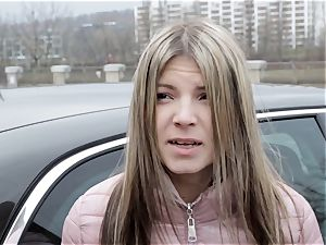 bitches ABROAD - Russian teenage Gina Gerson nailed abroad