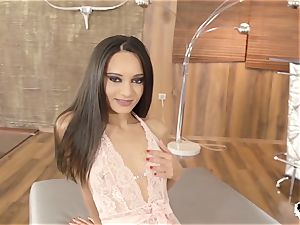 HER limit - rough rectal and face ravage with Shrima Malati