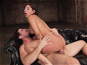 Abella Danger screwed in her humungous culo slot