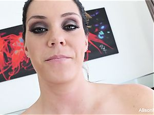 Interview with buxomy beauty Alison Tyler