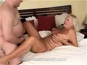 granny railing big fuckpole