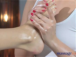 massage apartments voluptuous intense ejaculations for sizzling lezzies
