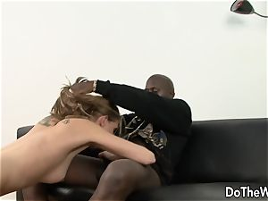 Cuck watches wifey Aspen Blue idolize bbc