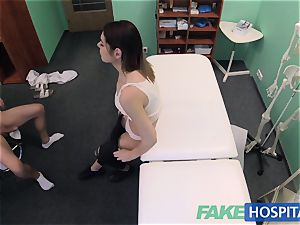 FakeHospital muddy doctor ravages thief and creampies her