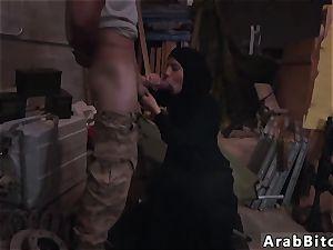 adorable arab jizz-shotgun desires!