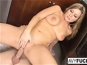 buxom Avy Scott Gets penetrated