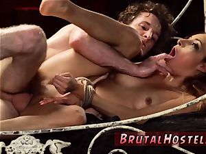 restrain bondage hilarious orgasm scanty lil Jade Jantzen, she just desired to have a fun vacation with