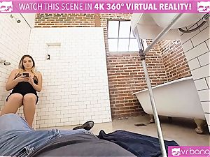 VR pornography - Blair Getting boinked firm by the Plumber