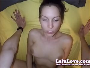I suck and rail your penis to internal ejaculation while your wife