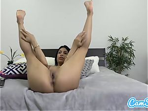 lubed latina anally fucktoys